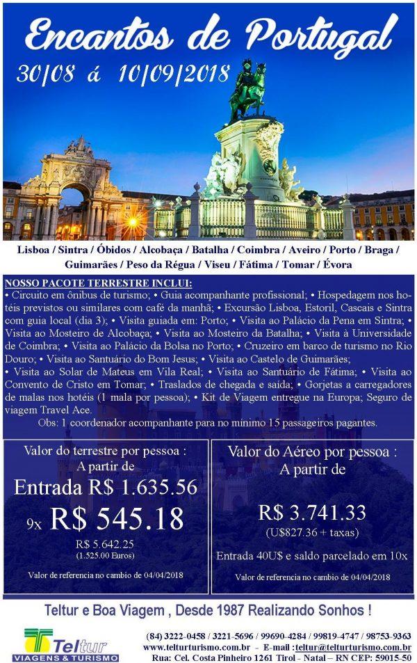 Encantos de Portugal