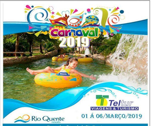 Pousada do Rio Quente carnaval