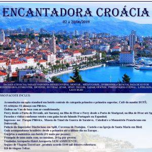 Encantadora Croácia 2 á 20.06