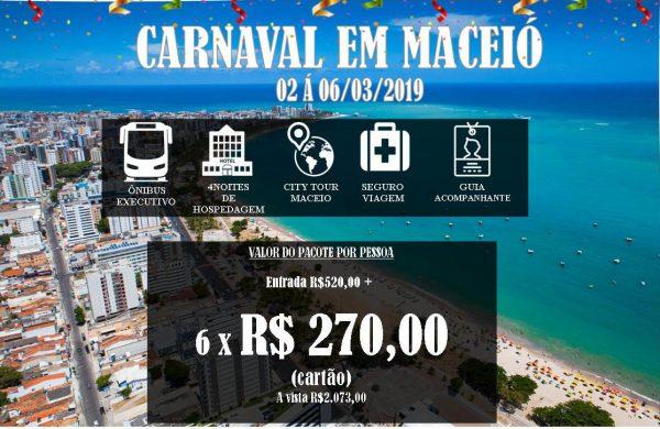 carnaval Maceio
