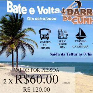BARRA DE CUNHAU 2020